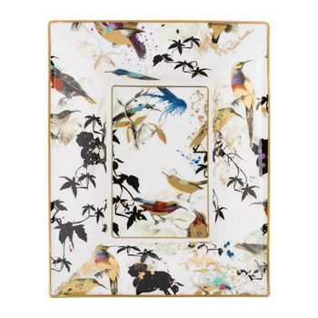 Garden Birds Rectangular Tidy Tray - Large