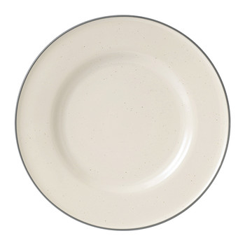 Gordon Ramsay Union Street Dinner Plate - Cream