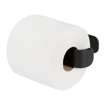 Toilet Roll Holder - Black