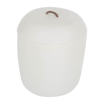 Lidded Ice Bucket - White