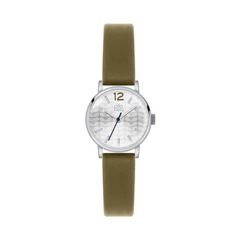 Frankie Watch with Thick Strap - Olive