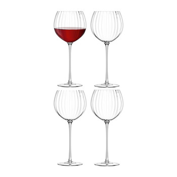 Aurelia Balloon Wine Glass - Set of 4