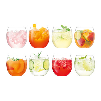 Balloon Tumbler - Set of 8