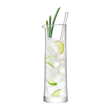 Gin Cocktail Pitcher & Stirrer - 1.1L