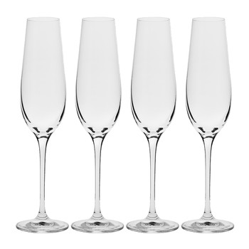 Harmony Champagne Glass - Set of 4