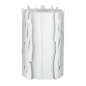 Barkroll Kitchen Roll Holder - White