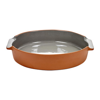 Bakeware Oven Dish - Large - Gray
