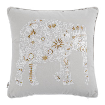 Ellyphant Cloud Cotton Pillow - 45x45cm