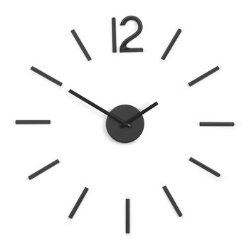 Blink Clock - Black
