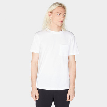 Men's Benjamin T-Shirt - White