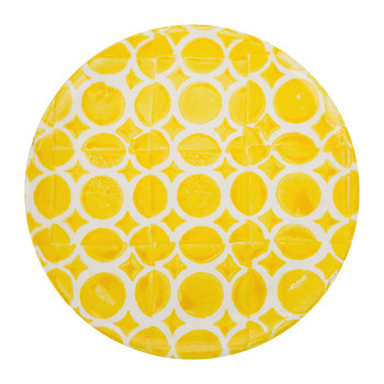 Sugarbush Terracotta Tapas Plate - Yellow