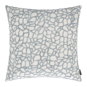 Hemera Linen/Cotton Cushion - 45x45cm - Grey