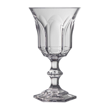 Victoria & Albert High Acrylic Wine Glass - Clear
