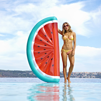 Luxe Lie-On Inflatable Watermelon