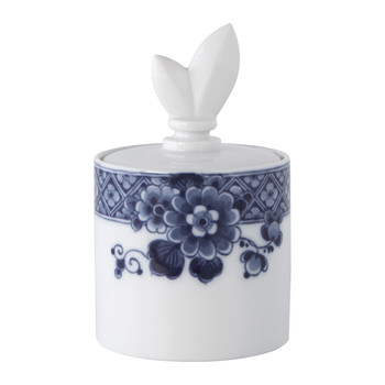 Blue Ming Sugar Pot
