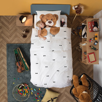 Teddy Duvet Set - Single