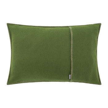 Soft Fleece Bed Pillow - 30x50cm - Dark Jade