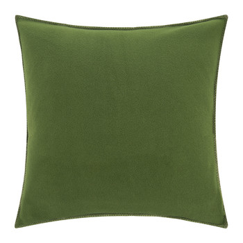 Soft Fleece Pillow - 50x50cm - Dark Jade