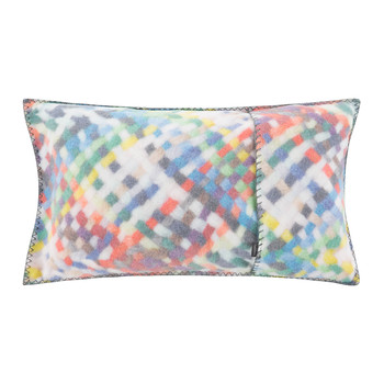 Soft Woven Pillow - Multicolor