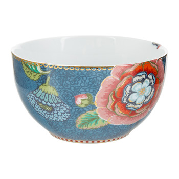 Spring To Life Bowl - Blue