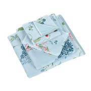 hummingbirds-blue-towel-hand-towel