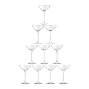 tower-champagne-set-10-piece-mother-of-pearl