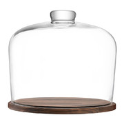 city-dome-walnut-base-32-cm