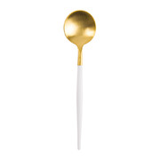goa-teaspoon-matt-white-gold