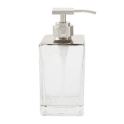 argento-soap-dispenser-silver