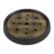 opaco-soap-dish-black