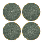 shagreen-set-of-4-green-coasters