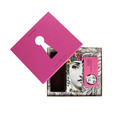 Fornasetti - Flora Pink Incense Box with Lid