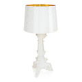 Kartell - Bourgie Lamp - White/Gold
