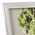 """Vera Wang for Wedgwood - With Love Silver Photo Frame - 8x10"""""""