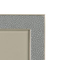 Addison Ross - Gray Faux Shagreen Photo Frame - 4x6""