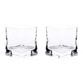 Arnolfo di Cambio - Cibi DOF 'Blade Runner' Glass - Set of 2 - Clear
