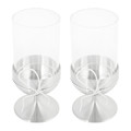 Vera Wang for Wedgwood - Love Knots Tealight Holders - Set of 2