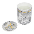 A by Amara - Sea Salt & Sicilian Lemon Candle - 300g