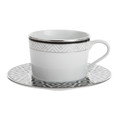 A by AMARA - Addison Porcelain Teacup & Saucer