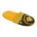 Versace Home - Barocco&Robe Slippers - Gold/Black