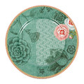 Pip Studio - Spring To Life Plate - Green - Large