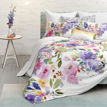 Wisteria Bed Linen