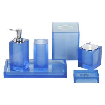 Hollywood Bathroom Accessory Set