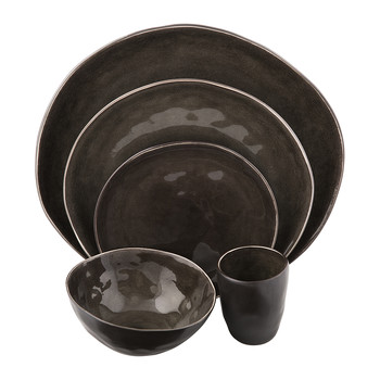 Grey Tableware