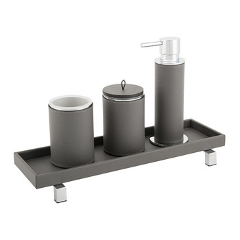 Ely Bathroom Collection - Gray