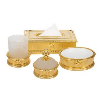 I Classici Bathroom Accessory Set - Gold