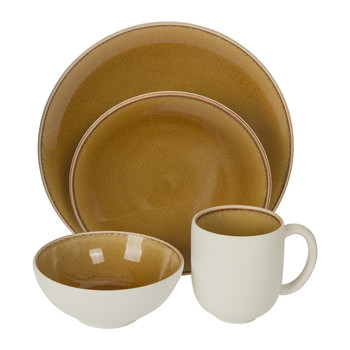 Tourron Caramel Tableware