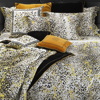 Scamuskin Bed Linen - Yellow