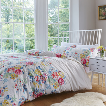 Regal Rose Bed Linen