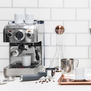 Coffee Machines & Espresso Makers